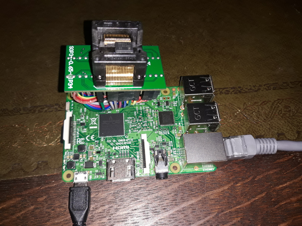 Raspberry Pi Flash Programmer
